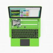 Calculator Pi-Top bazat pe Raspberry Pi