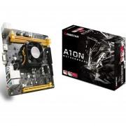 Tarjeta Madre BIOSTAR A10N-9830E AMD FX-9830P Radeon R7 DDR4 Mini ITX
