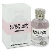 Girls Can Do Anything Eau De Parfum Spray By Zadig & Voltaire 1.6 oz Eau De Parfum Spray