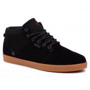 Sneakers ETNIES - Jefferson Mid 4101000398 Black/Gum 964