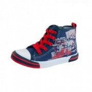 Pantofi sport pentru copii American Club TEN 12/2014 Bleumarin 28