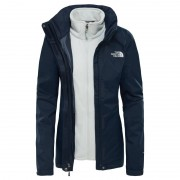 The North Face Women's Evolve II Triclimate Jacket Blå
