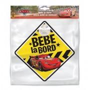 Semn auto Bebe la Bord Cars SEV9621