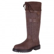 BR Outdoorlaarzen Country Twill - brown - Size: 40