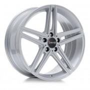 Avus Ac-515 8x18 5x112 Et35 66.6 Silver - Llanta De Aluminio