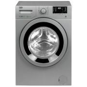 Masina de spalat rufe Beko WKY71233LSYB2, A+++, 1200 Rpm, 7 Kg, Rezistenta Durabila, Tehnologie Aqua Fusion, Argintiu