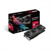Asus AREZ-STRIX-RX580-O8G-GAMING Scheda Grafica Radeon RX 580 8Gb GDDR5