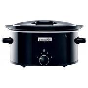 Crock Pot Crock-Pot 5,7 liter Slow Cooker med gångjärnsförsett lock