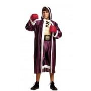 Disfraz de boxeador musculoso para hombre