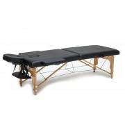 Masa masaj pliabila/mobila cu picioare din lemn (cod T02)