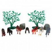 Set Figurine Animale Jungla