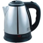 Lagom Cordless Stainless Steel Tea Heater with Auto Shut Off & Boil Dry Protection Electric Kettle (kettle RC-1009) Electric Kettle(1.8 L, Silver)