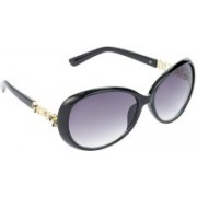 Hrinkar Over-sized Sunglasses(Grey)