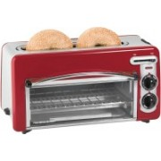 Hamilton Beach 50-Litre 6EOFE6Q3L8PZ Oven Toaster Grill (OTG)(Red)