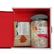 Set cadou produse naturale pentru BAIE-2 produse