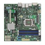 Supermicro X11SAE-M server/workstation motherboard LGA 1151 (Presa H4) Micro ATX Intel® C236