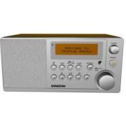 Bluetooth fadobozos asztali rádióvevő DAB+ FM-RDS DDR-31 BT