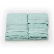 Set de 3 prosoape baie Valentini Bianco TM703/2115