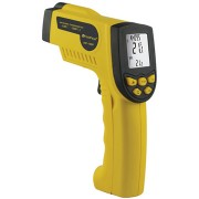 HOLDPEAK 1300 Infravörös hőmérsékletmérő -50C+1300C kijelzés C-ban és F-ban.