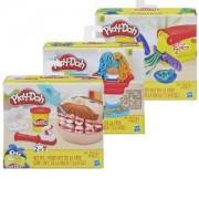 Комплект за игра, Play Doh - Мини класически комплекти за игра, асортимент, 0330689