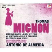 Antonio De Almeida - Thomas: Mignon (0886975273324) (3 CD)