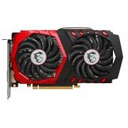 MSI Karta graficzna MSI GeForce GTX1050Ti GeForce 1050 GTX 1050 Ti GAMING 4G HDCP Support 4GB GDDR5 7008 / 7108 MHz 128-bit