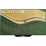 Televizor OLED LG OLED55B9SLA, 139 cm, 4K, Smart TV, Wi-Fi, Bluetooth, CI+, AI Smart, Procesor α7 (a doua generatie), Clasa energetica A, Negru