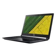 NB Acer Aspire 7 A715-71G-78X6_120GBSSD /15.6 IPS FHD Matte/Intel® Quad Core™ i7-7700HQ/2GB GDDR5 VRAM NVIDIA® GeForce® GTX 1050 /8GB(1x8GB)/1000GB+120GB SSD M.2 2280/Keyboard backlit/4L/LINUX, Hair-Brush Anodizing
