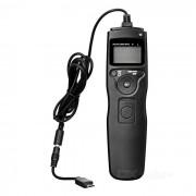 """S7 1.2"""" LCD temporizador digital de control remoto para SONY - negro (2 * AAA)"""