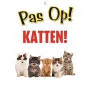 Geen Waakbord pas op Katten