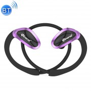 Universo Xhh-802 IPX4 Impermeable Deporte Auriculares Wireless Bluetooth Stereo Headset Con Microfono Para IPhone, Samsung, Huawei, Xiaomi, HTC Y Otros Smartphones (purpura)