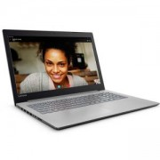 Лаптоп Lenovo IdeaPad 320 15.6 инча FullHD Antiglare N4200 up to 2.5GHz, Radeon 530 2GB, 4GB DDR3, 1TB HDD, HDMI, Gigabit, WiFi, BT, HD cam, Сив, 80XR