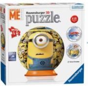 Puzzle 3D Minions 72 Piese.Nu necesita lipici.
