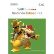 Nintendo eShop Card 50€ - Código digital