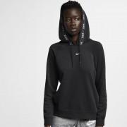 Nike Felpa con cappuccio e logo Nike Sportswear - Donna - Nero