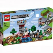 Конструктор Лего Майнкрафт - Кутия за конструиране 3.0, LEGO Minecraft, 21161