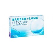 Bausch & Lomb Ultra (3 contact lenses)