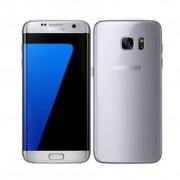 SAMSUNG Galaxy S7 Edge 32 Go Dual Sim Argent Débloqué