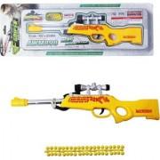 DDH Soft Bullet Sniper Shot Gun For Kids Toy Game