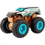 Masinuta Mattel Hot Wheels Monster Truck Cyber Crush