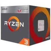 Процесор AMD RYZEN 3 2200G 4-Core 3.5 GHz (3.7 GHz Turbo) 6MB/65W/AM4/BOX, AMD-AM4-R3-RYZEN-2200G