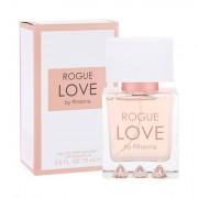 Rihanna Rogue Love eau de parfum 75 ml donna