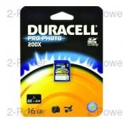 Duracell Minneskort Duracell SDHC 16GB ProPhoto (Class 10)