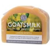 Lemon Myrtle Goat's Milk Soap 140g