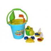 Bucket Sand Toy Set (8 Pcs. Set)