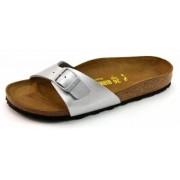 Birkenstock Madrid slippers Zilver BIR27