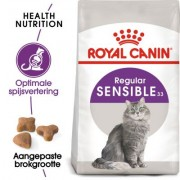 10kg Sensible 33 Royal Canin Kattenvoer