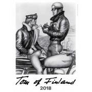 Calendar 2018 Tom Of Finland Calendars