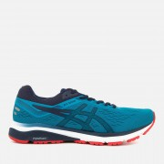 Asics Running Men's GT-1000 7 Trainers - Race Blue/Peacoat - UK 8.5 - Blue