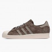 Adidas Superstar 80s brown